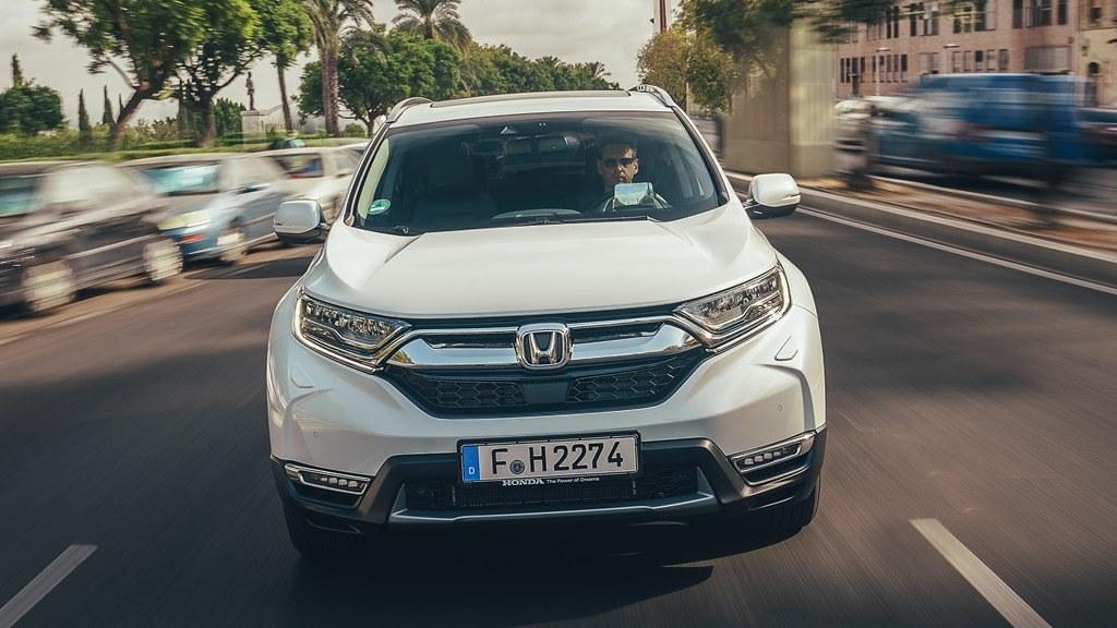 Honda CR-V Hybrid 00002