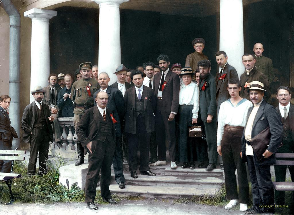 2nd World Congress of the Comintern, Moscow, July-August 1920 | II конгресс Коминтерна, 1920