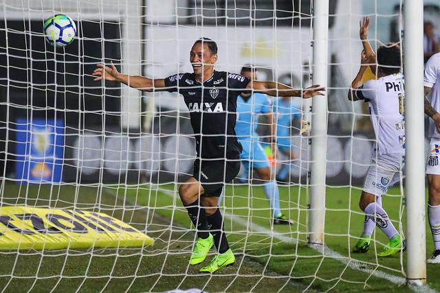 SANTOS x ATLÉTICO 24.11.2018 - Campeonato Brasileiro 2018