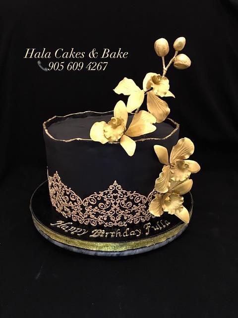 Cake by Hala Cakes & Bake