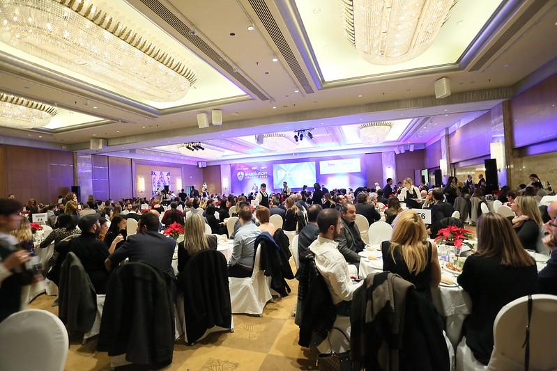 e-volution awards 2019 ceremony
