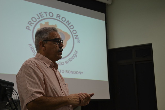 Reunião do Projeto Rondon