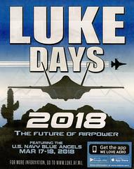 2018 Luke AFB Air Show