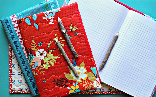 Sun Kissed Whole Cloth Journals