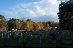 Annual Service of Remembrance 11th November 2018 Brookwood Military Cemetery