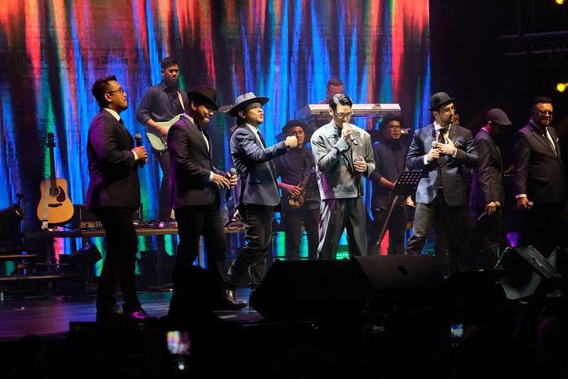 Konsert DEKADE Live in Kuala Lumpur 2018