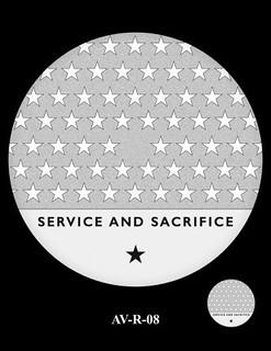 American Veterans Reverse 08