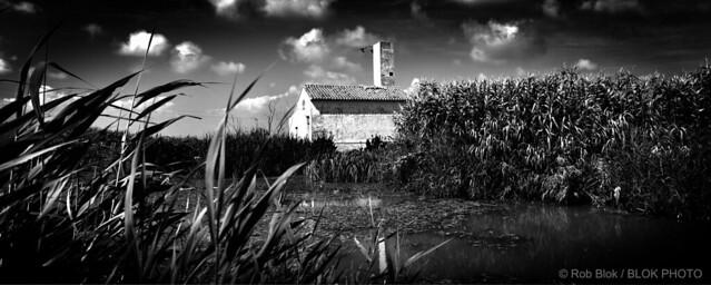 Pump House-BP81072bw-panorama