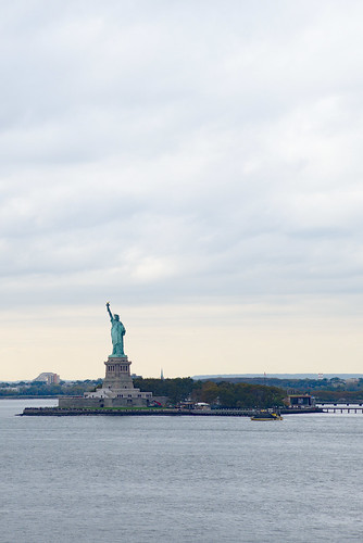 Statue of Libery from Governors Island