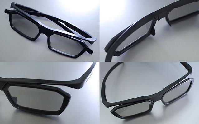 映画 3D メガネ
