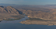 Lake Mead, 63% drained