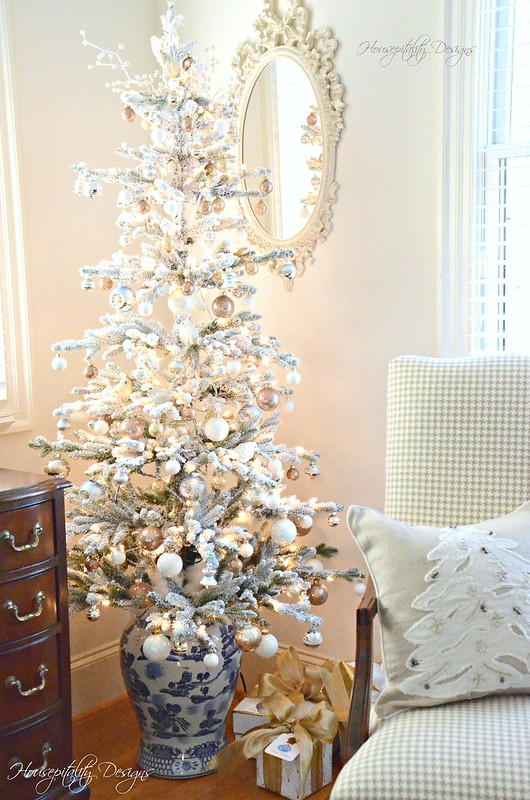 Flocked Tree-Housepitality Designs-3
