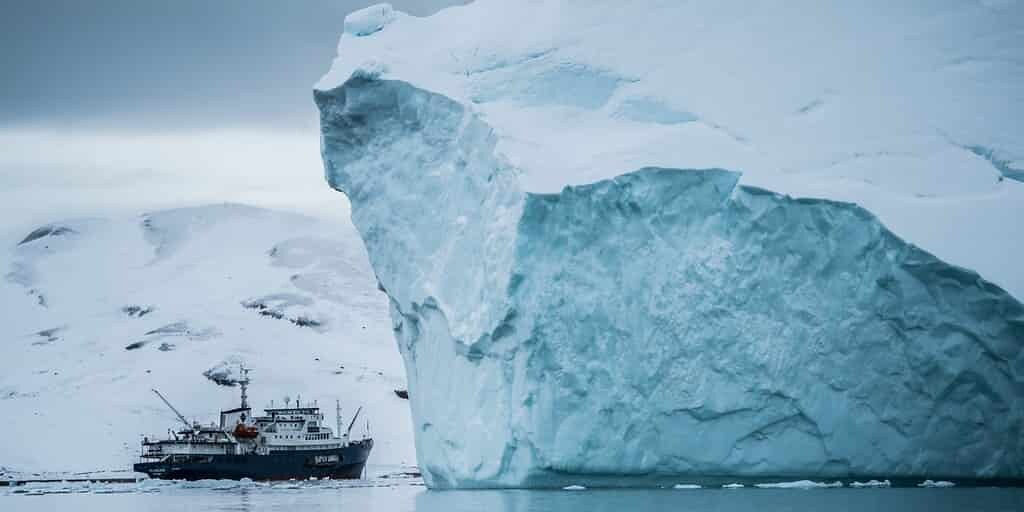 La fonte du Groenland fait augmenter le niveau d'eau des mers