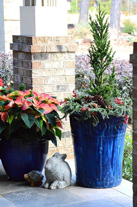 Christmas Porch-Housepitality Designs