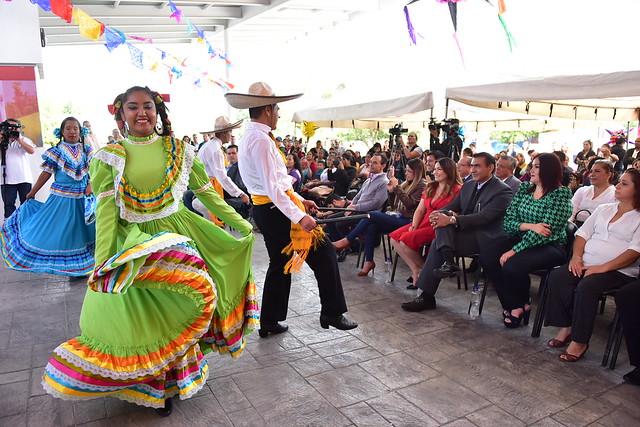Festejo en Conmemoración del Día Internacional de las Personas con Discapacidad