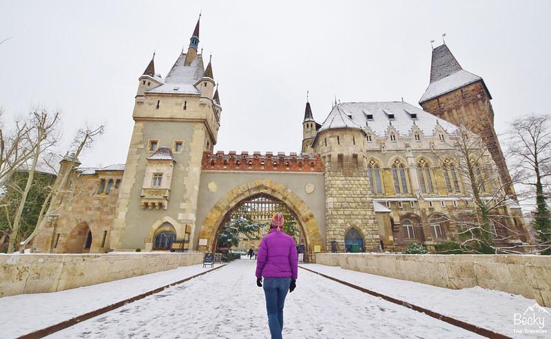 Budapest Hungary - Budapest Castle