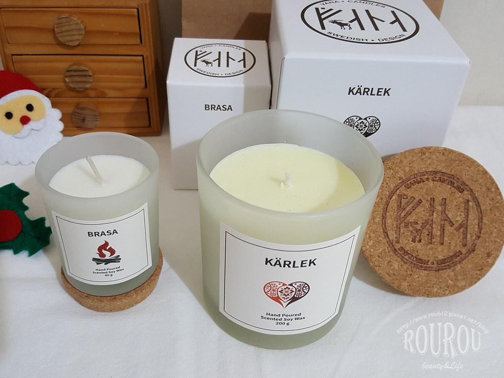 Vana Candles大豆蠟燭12