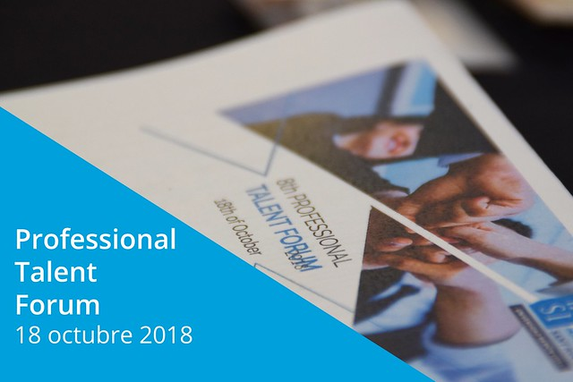 Professional Talent Forum 2018