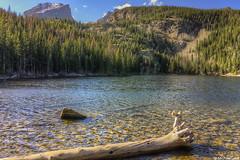 Bear Lake, Rocky Mountains; Colorado, USA