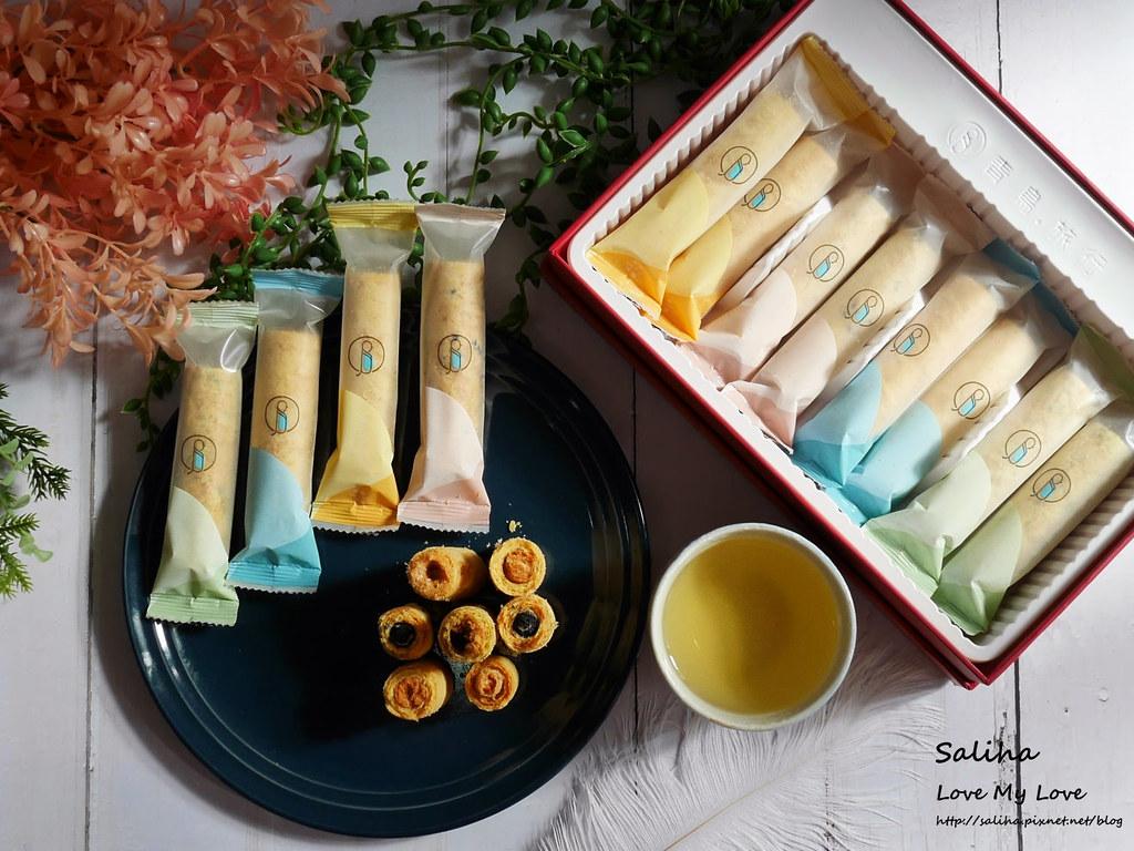 台北台中過年過節好吃伴手禮推薦青鳥旅行蛋捲禮盒 (18)