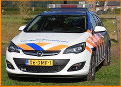 Dutch KMAR Opel.