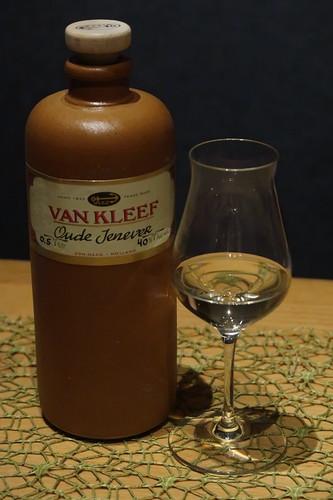 Oude Jenever von Van Kleef