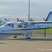 OY-SNS Vulcanair P-68C