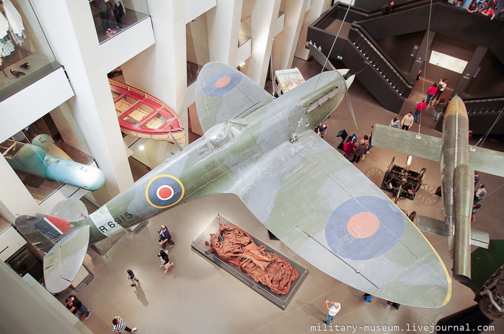 Imperial War Museum London-225