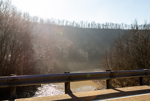 georgetown ohio unitedstates us browncounty valley forest trees road scenic pleasant landscape creek whiteoakcreek lewistownship