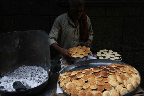 City Food - Nankhatai, Around Town