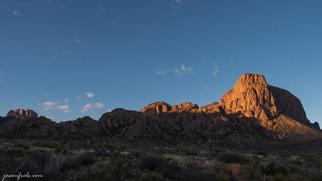 Sunrise-Big-Bend-Mountain, Nikon D750, AF-S Nikkor 16-35mm f/4G ED VR
