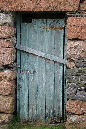 Old Door in a, Canon EOS 60D, Tamron 16-300mm f/3.5-6.3 Di II VC PZD Macro