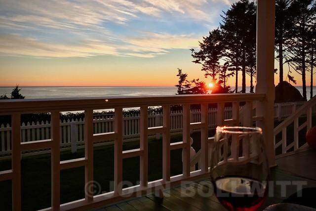 Oregon, November 2018: Heceta Lighthouse Bed & Breakfast