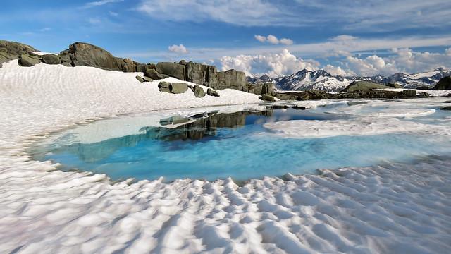 Grätlisee - Wallis - Schweiz