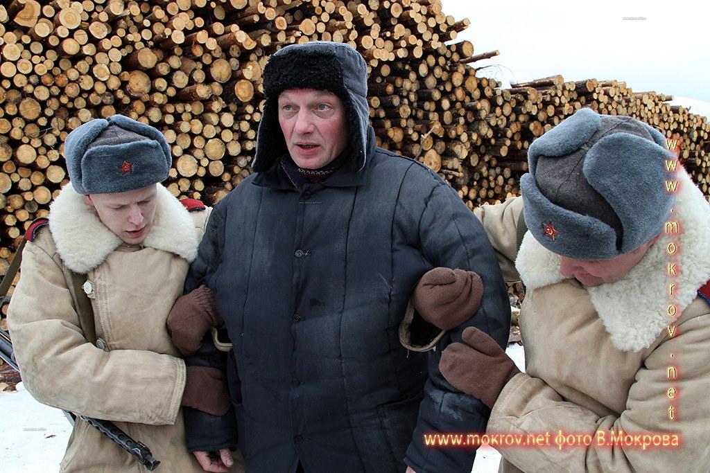 Актер - Козак Николай роль Кравченко в сериале «Декабристка»