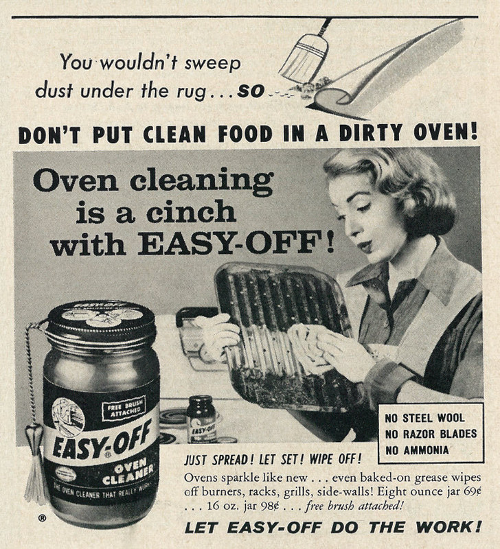 Easy-Off 1958