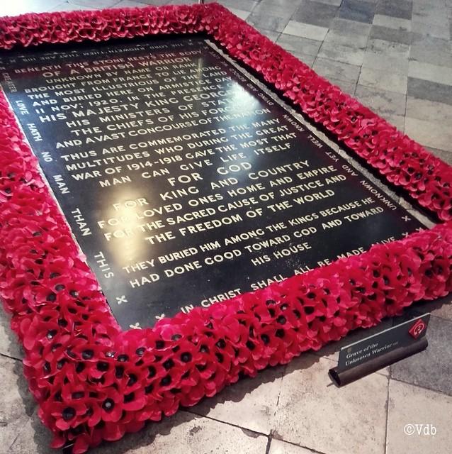 Westminster Abbey reisblog