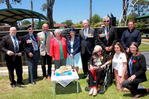 Victoria Cross Australia Remembers book launch ceremony