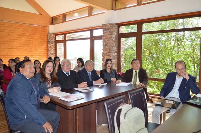 CEAT y Mineduc desarrollaron Taller de Fortalecimiento de competencias para liceos TP