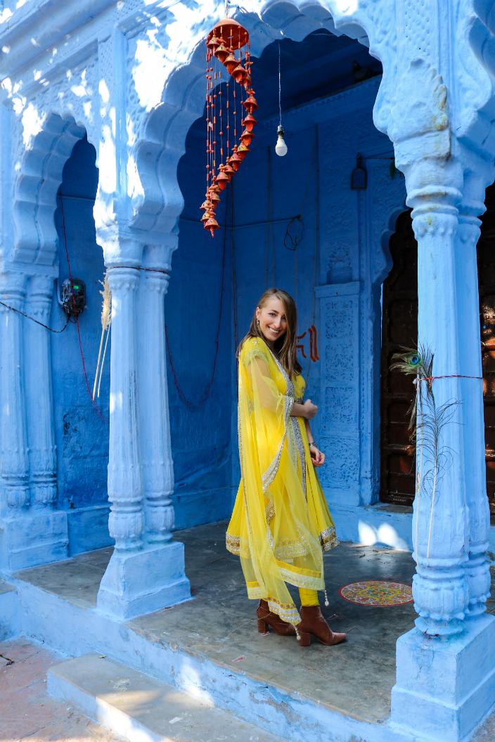Jodhpur - the blue city 08