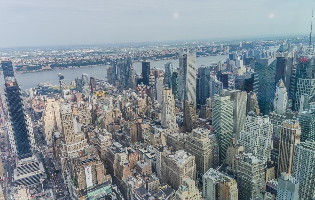 Нью-Йорк_Empire State Building-1