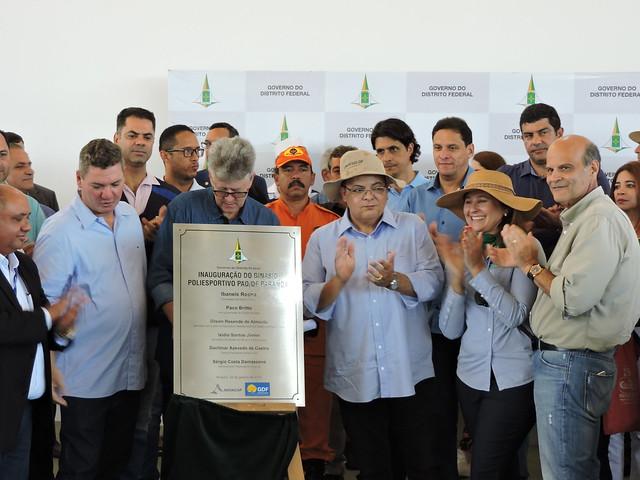 Lançamento do SOS DF Rural