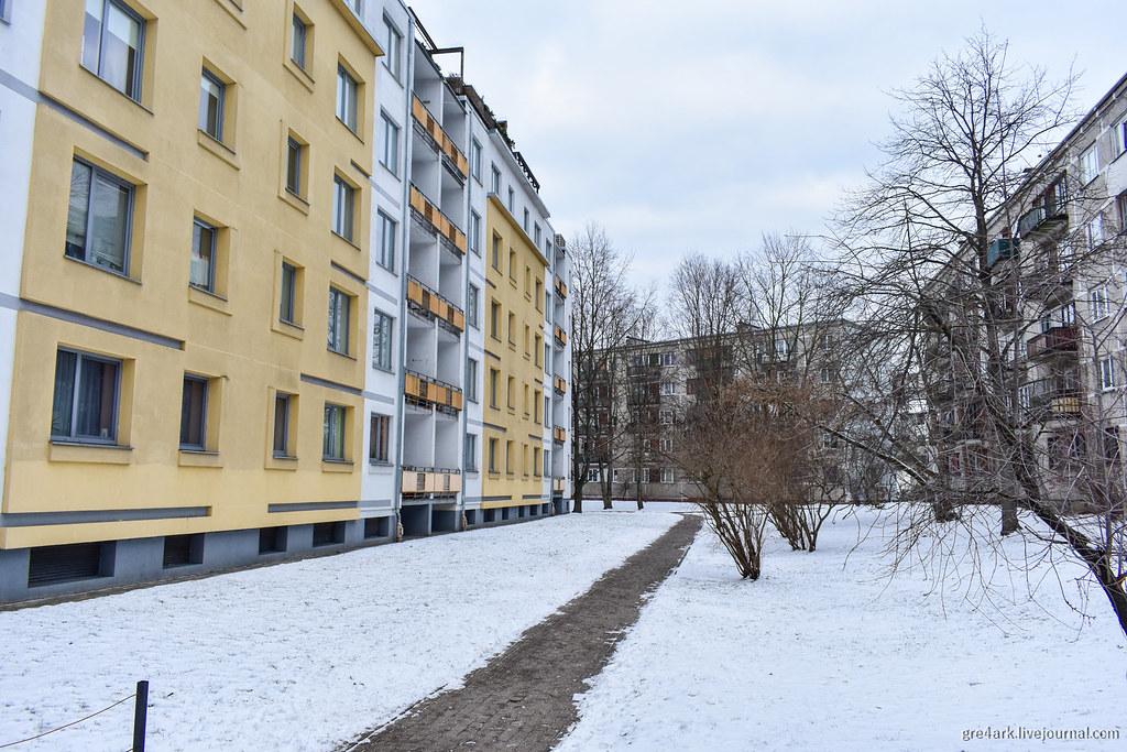 России не нужна реновация по-московски