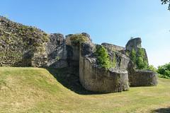 00136 Ancien château fort d'Ivry-la-Bataille - Photo of Neauphlette
