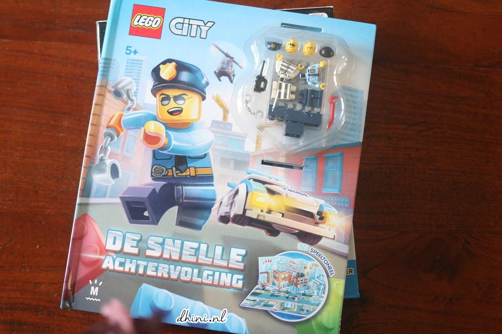 LEGO® City - De snelle achtervolging