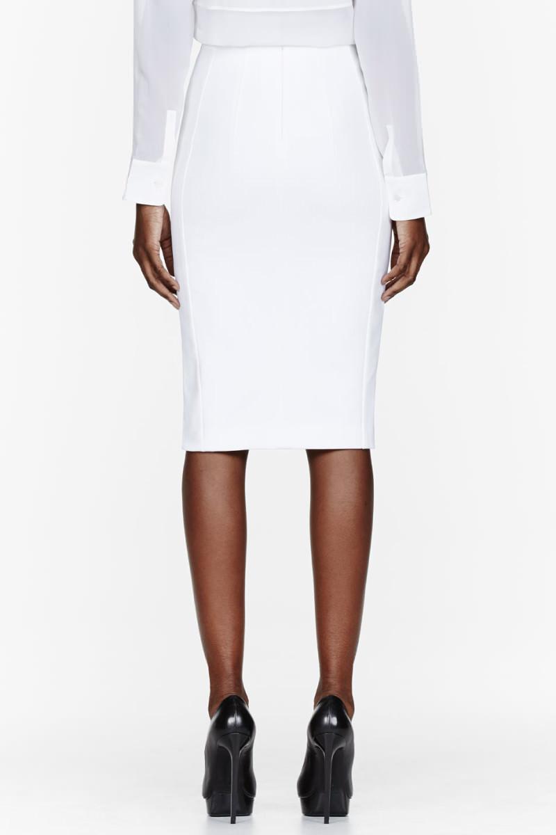 white-pencil-skirt-