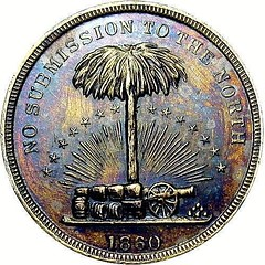 Wealth of the South Token obverse