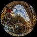 Barton Arcade at Christmas by IHD Photography