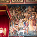 Inside the Royal Palace at Stirling Castle