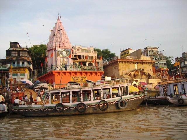 India Varanasi 2006, Canon POWERSHOT S400